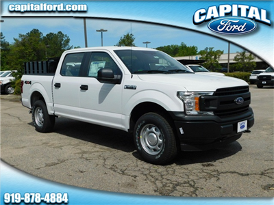 2018 F-150 SuperCrew Cab 4x4,  Pickup #CT74444 - photo 1