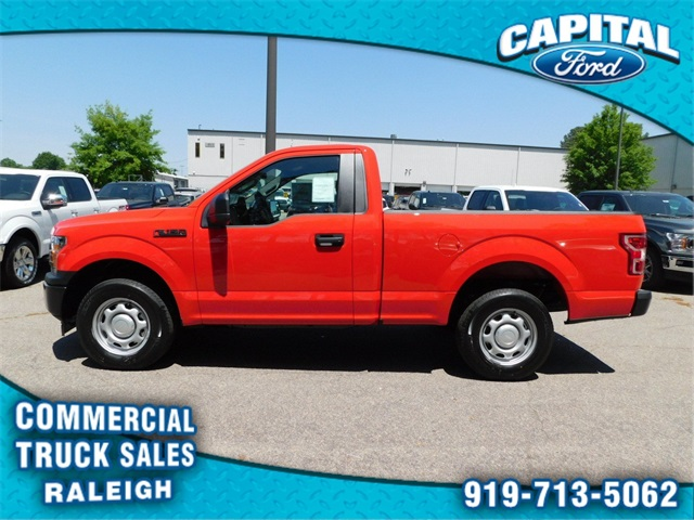 2018 F-150 Regular Cab 4x2,  Pickup #CT75002 - photo 6