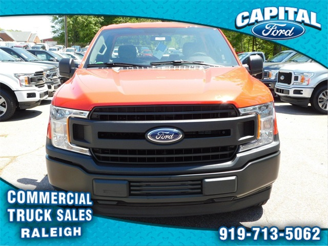 2018 F-150 Regular Cab 4x2,  Pickup #CT75002 - photo 8