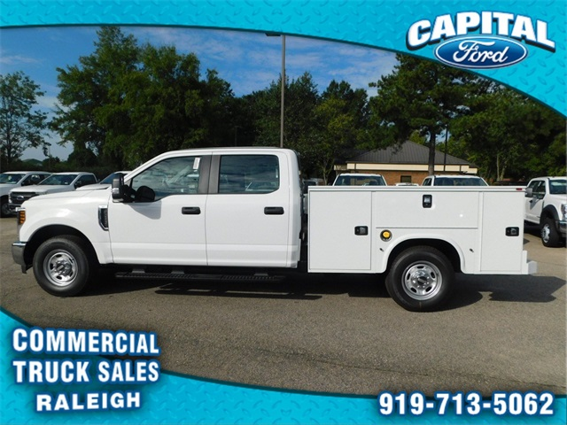 2018 F-250 Crew Cab 4x2,  Knapheide Service Body #CT76309 - photo 6
