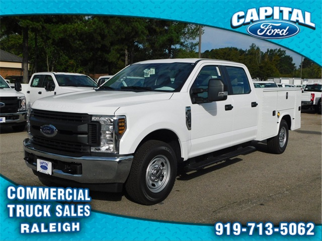 2018 F-250 Crew Cab 4x2,  Knapheide Service Body #CT76309 - photo 7
