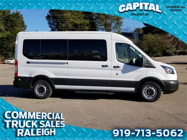 2019 Transit 350 Med Roof 4x2,  Passenger Wagon #CT78166 - photo 3