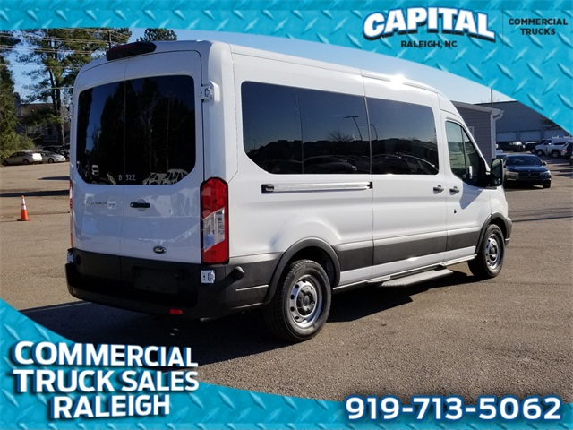2019 Transit 350 Med Roof 4x2,  Passenger Wagon #CT78166 - photo 2