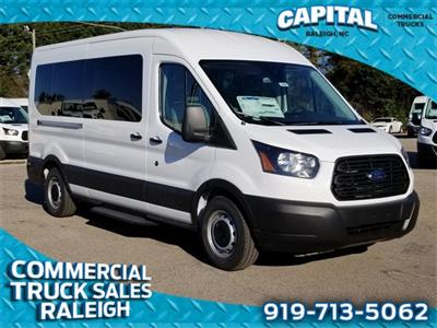 2019 Transit 350 Med Roof 4x2,  Passenger Wagon #CT78166 - photo 1