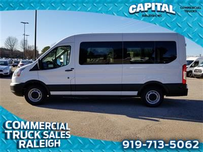 2019 Transit 350 Med Roof 4x2,  Passenger Wagon #CT78166 - photo 6