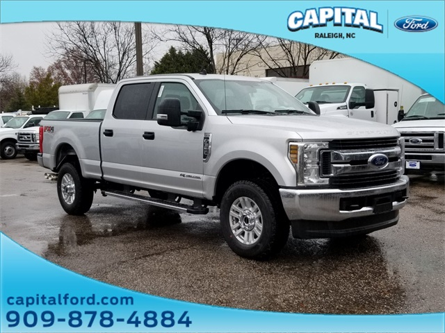 Capital Ford Raleigh >> New 2019 Ford F 350 Pickup For Sale In Raleigh Nc Dt78861