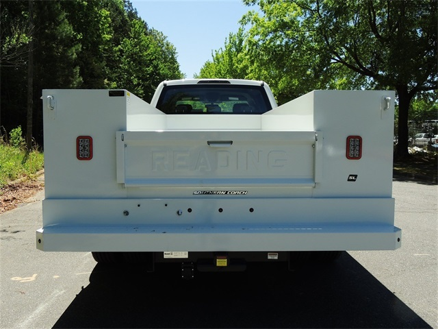 2018 F-350 Crew Cab DRW 4x4,  Reading SL Service Body #DT79214 - photo 8