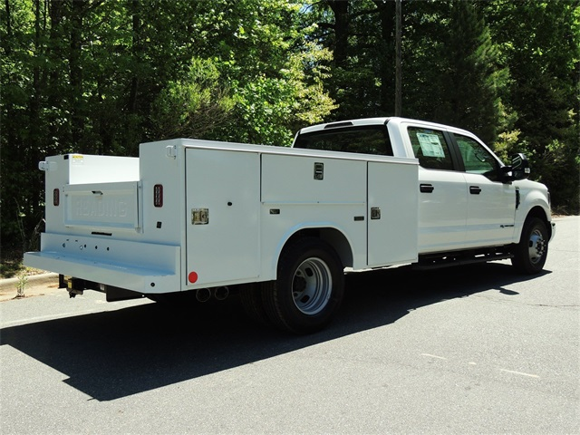 2018 F-350 Crew Cab DRW 4x4,  Reading SL Service Body #DT79214 - photo 2