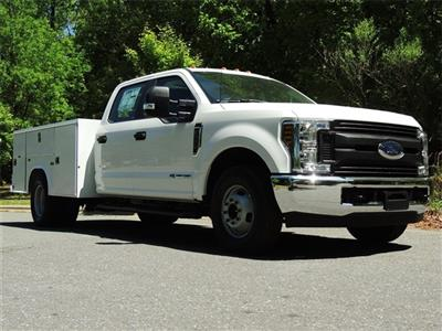 2018 F-350 Crew Cab DRW 4x4,  Reading SL Service Body #DT79214 - photo 1