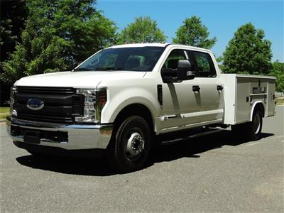 2018 F-350 Crew Cab DRW 4x4,  Reading SL Service Body #DT79214 - photo 5