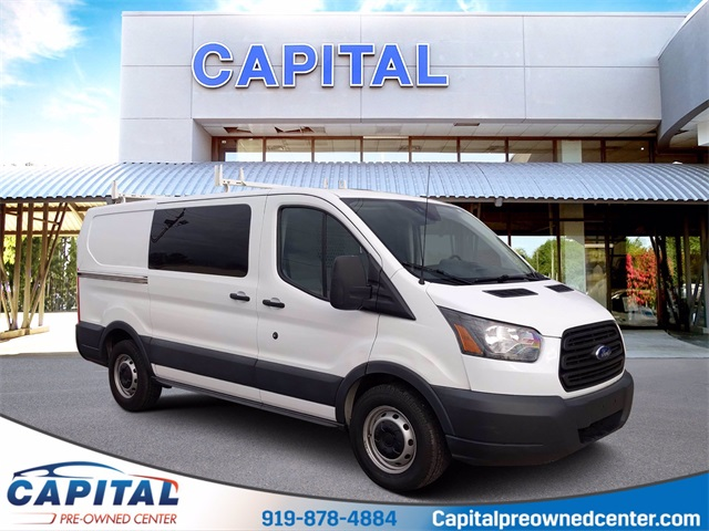 2016 Ford Transit 150 Low Roof 4x2, Upfitted Cargo Van #DT86184A - photo 1