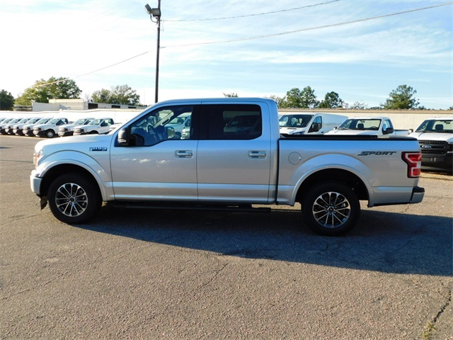 2018 F-150 SuperCrew Cab 4x2,  Pickup #FT75080 - photo 6