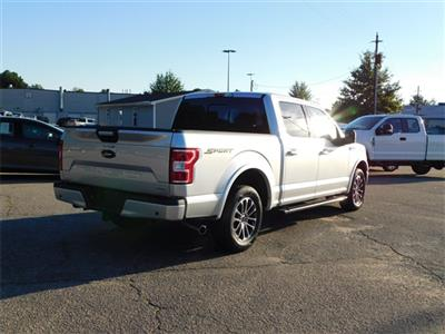 2018 F-150 SuperCrew Cab 4x2,  Pickup #FT75080 - photo 2