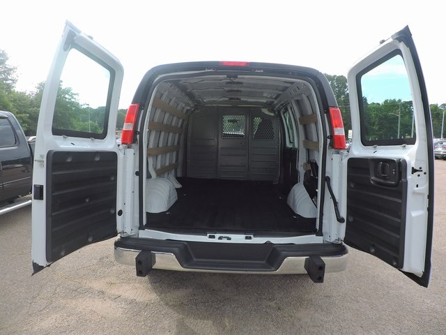2017 Savana 2500,  Upfitted Cargo Van #9AC1301 - photo 9