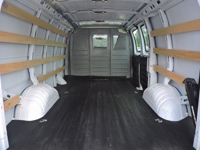 2017 Savana 2500,  Upfitted Cargo Van #9AC1303 - photo 8