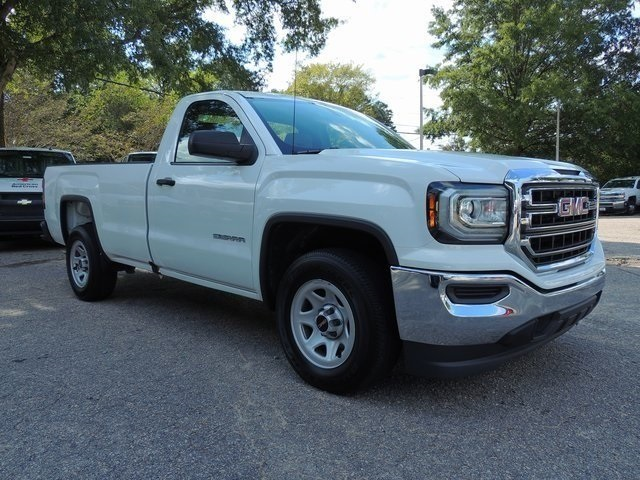 2017 Sierra 1500 Regular Cab 4x2,  Pickup #9AC1551 - photo 9
