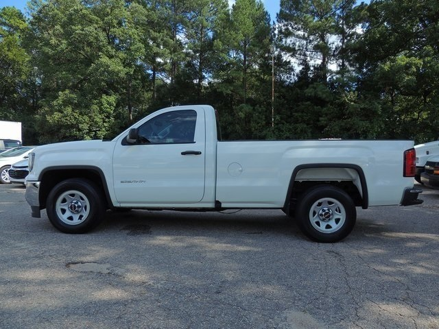 2017 Sierra 1500 Regular Cab 4x2,  Pickup #9AC1551 - photo 5