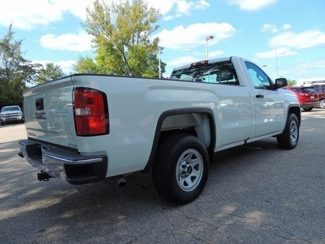 2017 Sierra 1500 Regular Cab 4x2,  Pickup #9AC1551 - photo 2