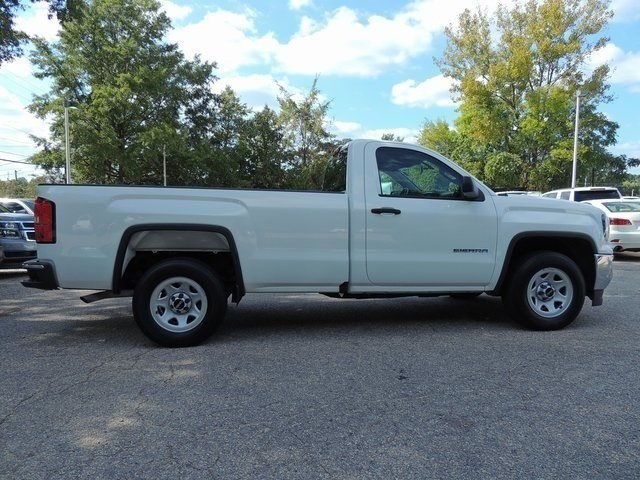 2017 Sierra 1500 Regular Cab 4x2,  Pickup #9AC1551 - photo 8