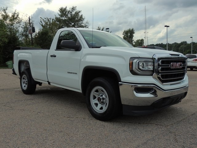 2017 Sierra 1500 Regular Cab 4x2,  Pickup #9AC1553 - photo 9