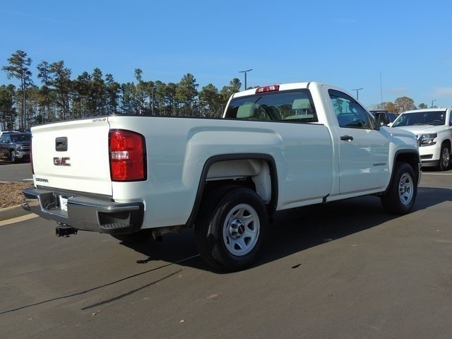 2017 Sierra 1500 Regular Cab 4x2,  Pickup #9AC1638 - photo 2