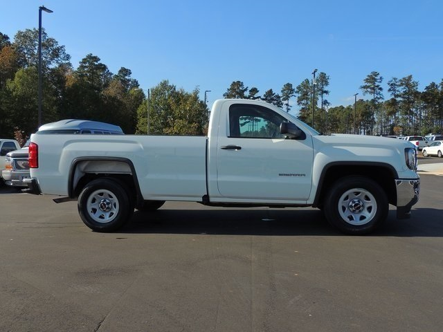 2017 Sierra 1500 Regular Cab 4x2,  Pickup #9AC1638 - photo 8