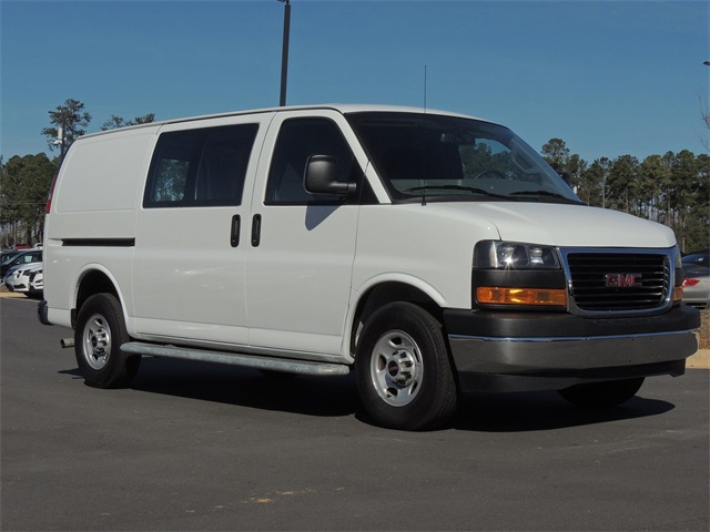 2018 Savana 2500 4x2,  Empty Cargo Van #9AC1859 - photo 1