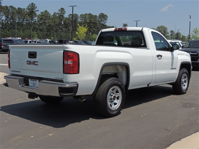 2018 Sierra 1500 Regular Cab 4x2,  Pickup #9AC2117 - photo 1