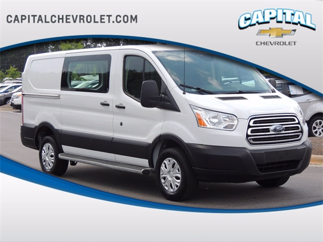 2019 Ford Transit 250 Low Roof 4x2, Empty Cargo Van #9AC3191 - photo 1