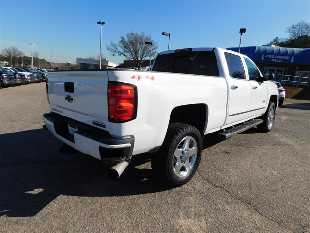 2015 Silverado 2500 Crew Cab 4x4, Pickup #9C00720A - photo 2