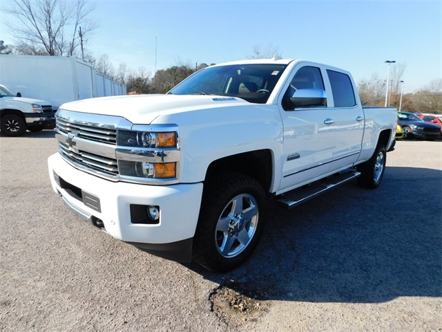 2015 Silverado 2500 Crew Cab 4x4, Pickup #9C00720A - photo 7