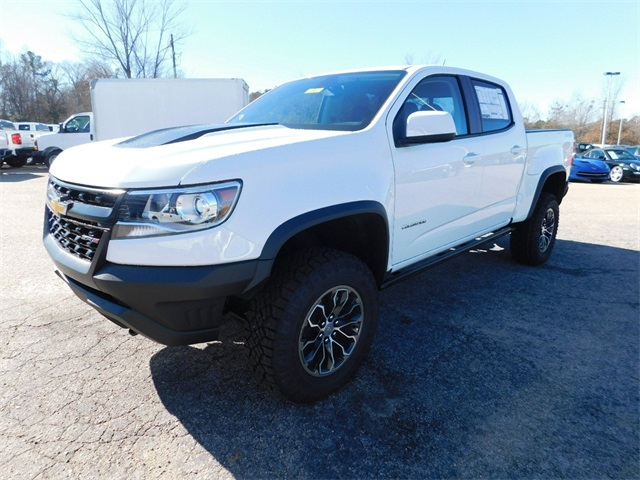 2018 Colorado Crew Cab 4x4, Pickup #9C01560 - photo 7