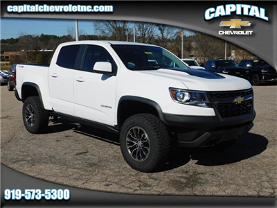 2018 Colorado Crew Cab 4x4, Pickup #9C01560 - photo 1