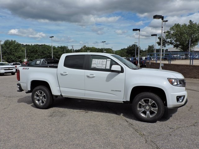 2019 Colorado Crew Cab 4x4,  Pickup #9C02757 - photo 7