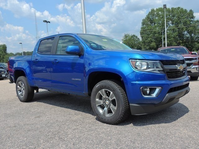 2019 Colorado Crew Cab 4x4,  Pickup #9C04030 - photo 3