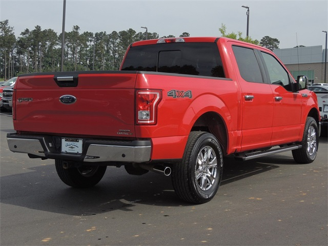 2016 F-150 SuperCrew Cab 4x4,  Pickup #9C04484A - photo 1