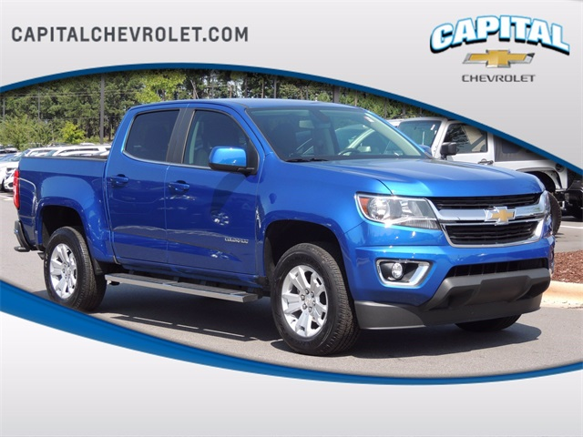 2019 Colorado Crew Cab 4x2,  Pickup #9C05351 - photo 1