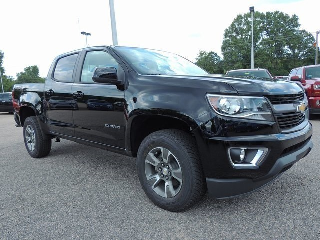 2019 Colorado Crew Cab 4x4,  Pickup #9C05646 - photo 3