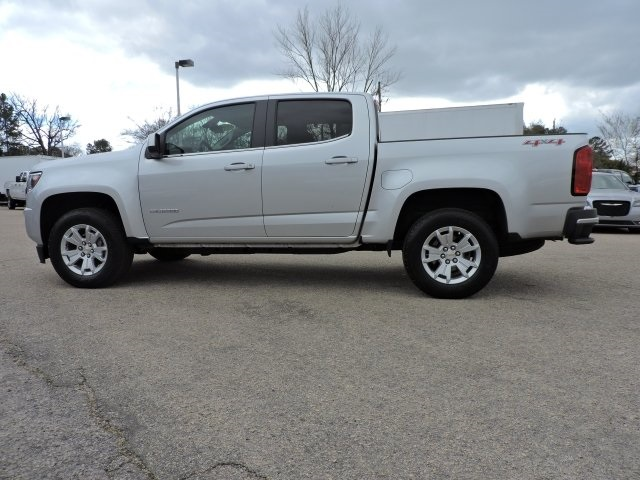 2018 Colorado Crew Cab 4x4,  Pickup #9C06204 - photo 52
