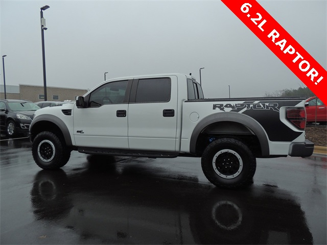 2013 F-150 SuperCrew Cab 4x4,  Pickup #9C06344B - photo 5