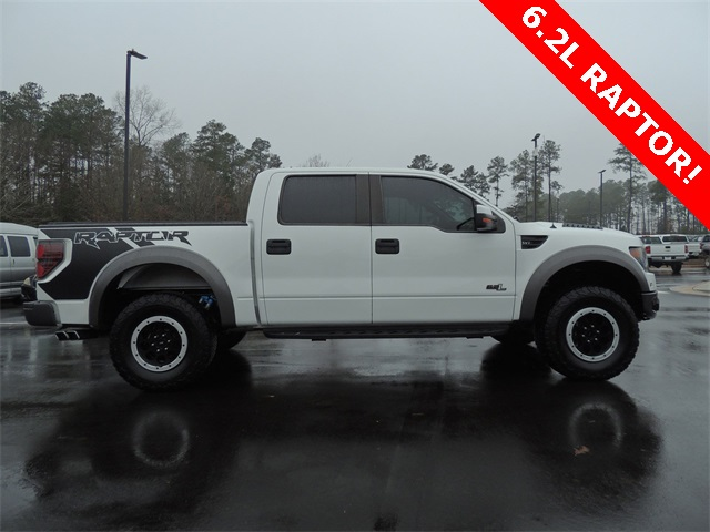 2013 F-150 SuperCrew Cab 4x4,  Pickup #9C06344B - photo 8