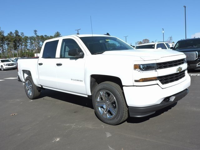 2018 Silverado 1500 Crew Cab 4x2,  Pickup #9C07246 - photo 1