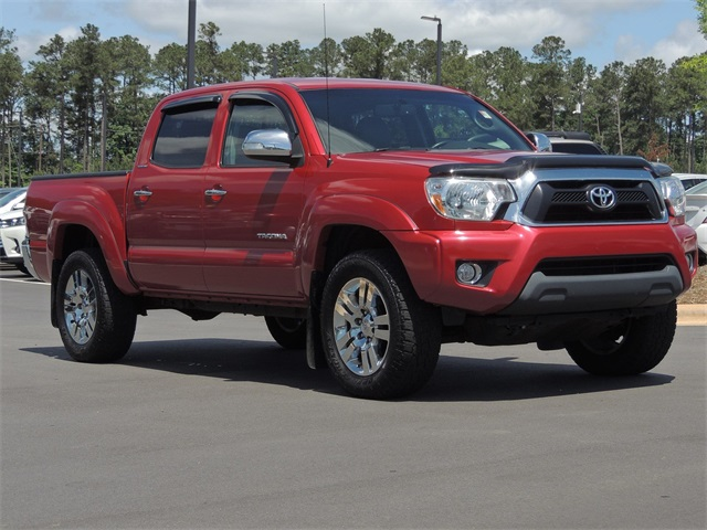 2015 Tacoma Double Cab 4x4,  Pickup #9C09701A - photo 1