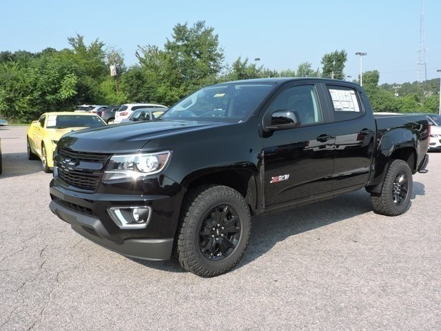 2019 Colorado Crew Cab 4x4,  Pickup #9C10054 - photo 4