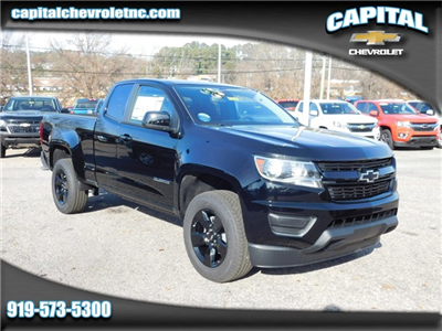 2018 Colorado Extended Cab, Pickup #9C11689 - photo 1
