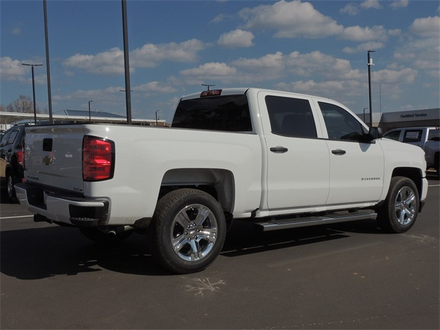 2018 Silverado 1500 Crew Cab 4x2,  Pickup #9C13838 - photo 1