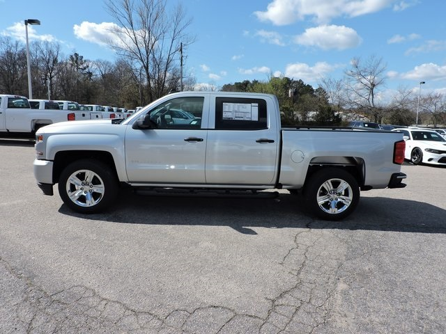 2018 Silverado 1500 Crew Cab,  Pickup #9C16734 - photo 7