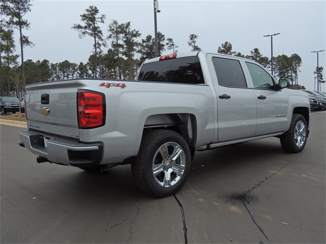 2018 Silverado 1500 Crew Cab 4x4,  Pickup #9C17429 - photo 1