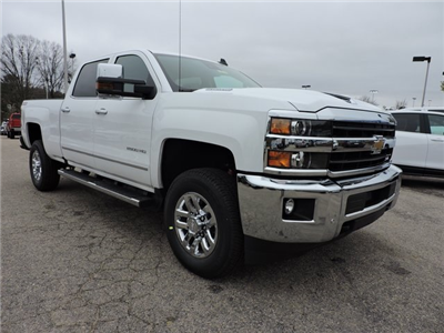 2018 Silverado 2500 Crew Cab 4x4,  Pickup #9C18541 - photo 1