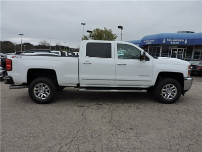2018 Silverado 2500 Crew Cab 4x4,  Pickup #9C18541 - photo 5